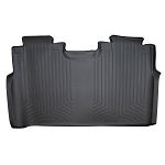 WeatherTech Rear FloorLiner DigitalFit Black SuperCrew F-150 2015-2016