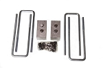 HaloLifts Rear Blocks and U-Bolts, fits your FORD F150